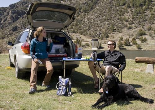 Top 10 Car-Camping Spots