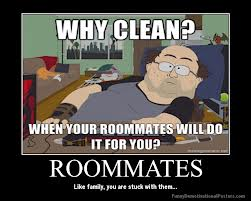 Roommate Relations