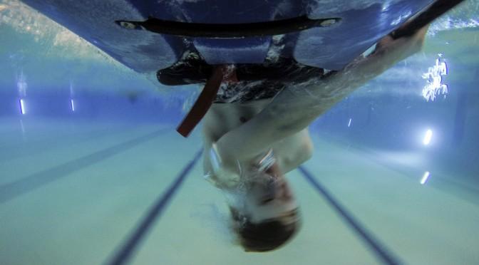 Pool Paddling