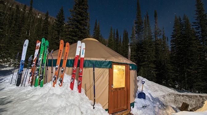 Bell Lake Yurt 2016
